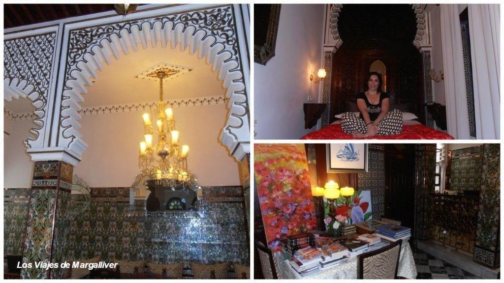Riad El Reducto en Tetuan - Los viajes de margalliver